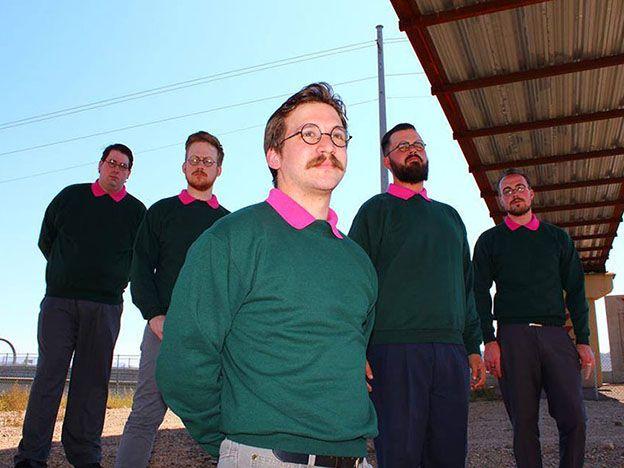 La banda de metal  inspirada en Ned Flanders