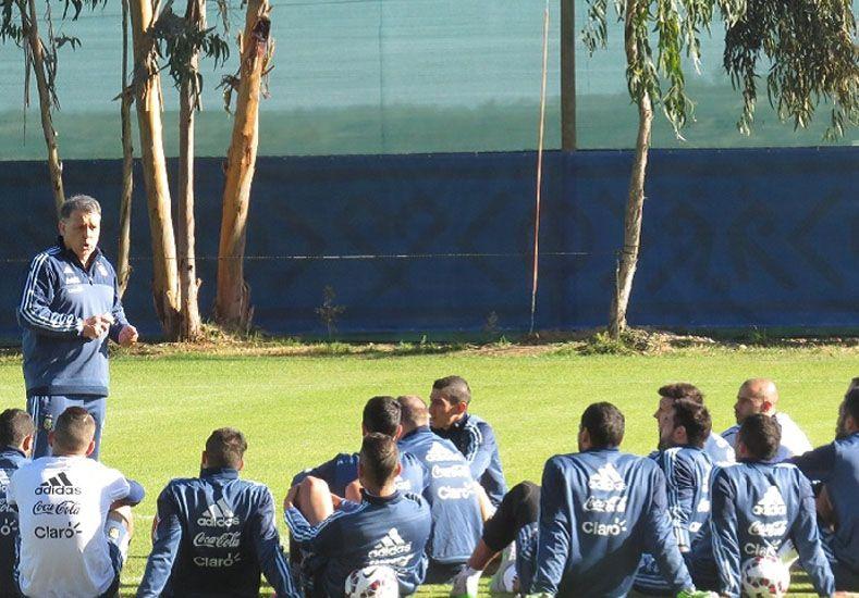 Los 24 de la Selección para los amistosos con Bolivia y México. Foto: Afa.org.ar