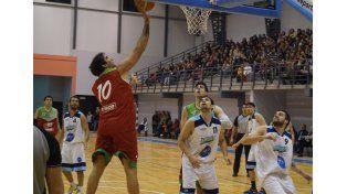 La selección entrerriana tuvo que batallar para quedarse con la victoria en este campeonato Argentino.   Foto UNO/Gerardo Iglesias