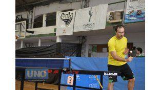 La competencia se desarrolló ayer en la entidad de la capital entrerriana.   Foto  UNO/Mateo Oviedo
