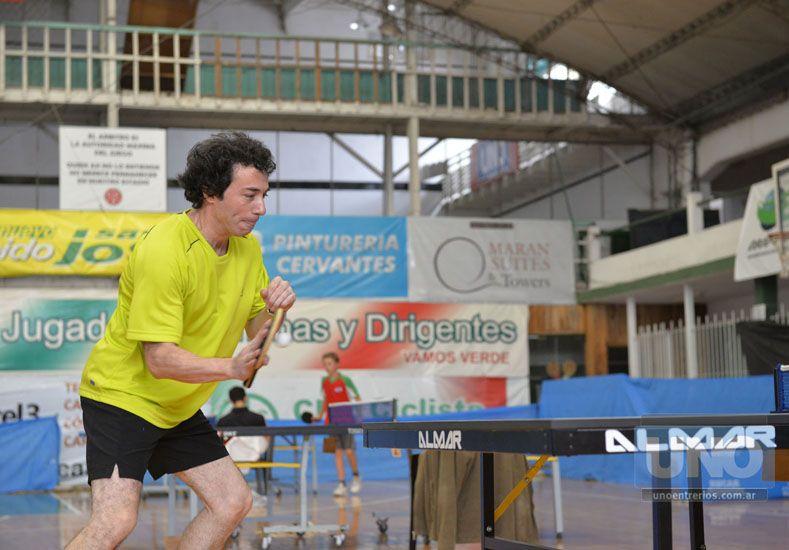 El torneo contó con jugadores de la región.  Foto  UNO/Mateo Oviedo