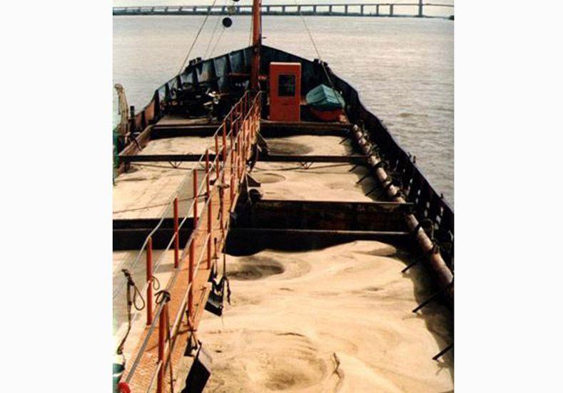Extracción. Se obtiene de los ríos Paraná