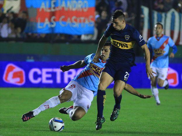Boca le ganó a Arsenal y se mantiene en lo más alto de la tabla