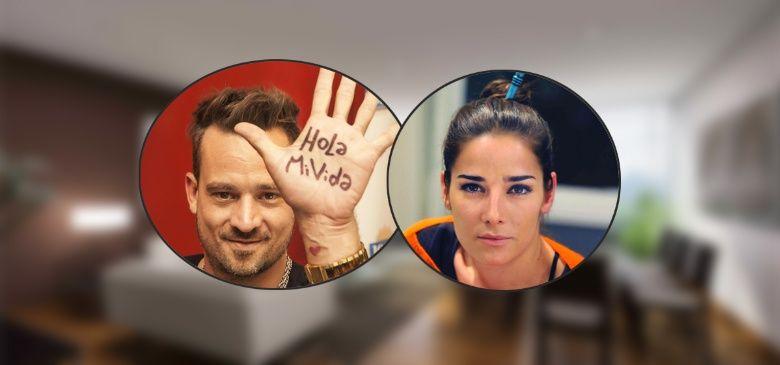 Juanita Viale y Chano se reconciliaron: la actriz fue a visitarlo