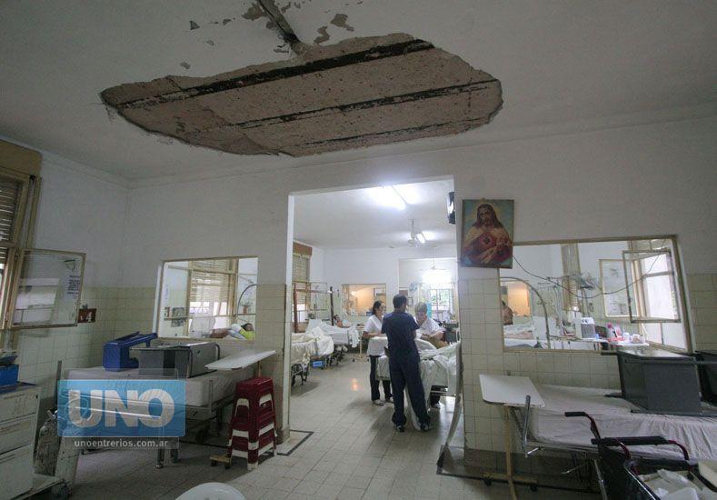 """Diagnóstico. El área trabaja a """"cama caliente"""" con pacientes de distintos puntos de la provincia. Foto UNO/Juan Ignacio Pereira"""