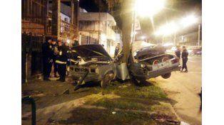 Paraná: Accidente fatal en avenida Almafuerte