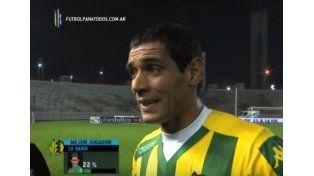 Pepe Sand se metió en la historia del fútbol argentino