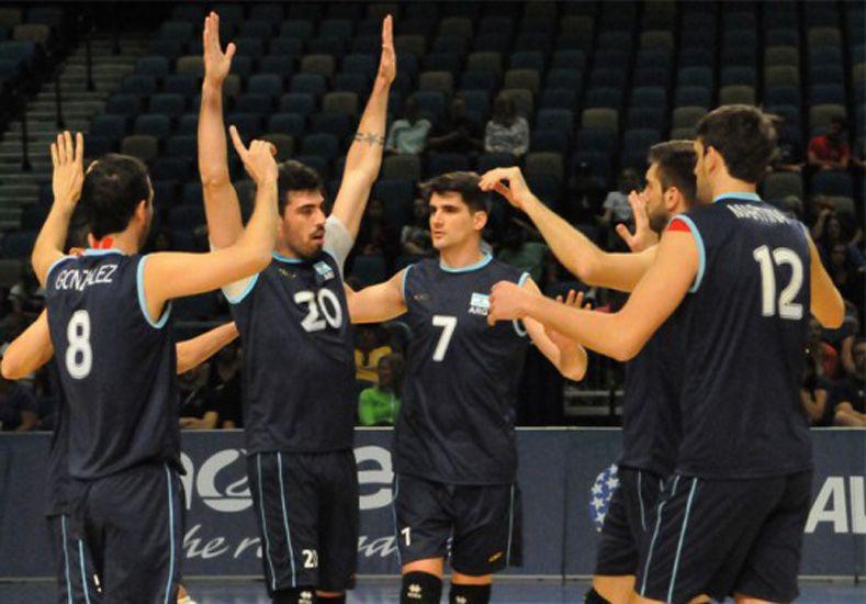 Argentina se metió en semifinales