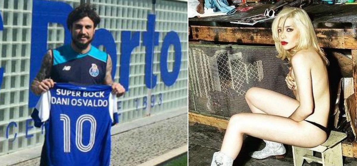 El golpe certero de Militta Bora a Daniel Osvaldo