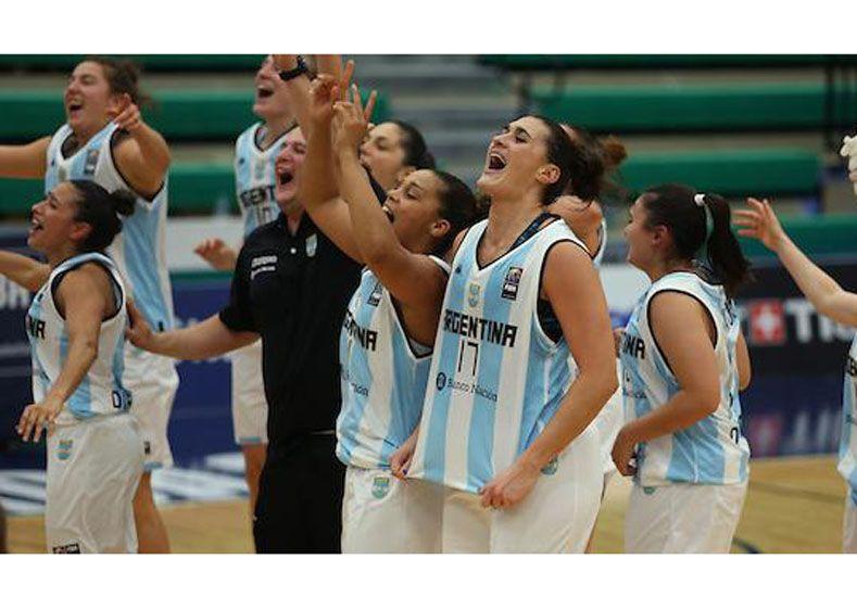 Toda la alegría de Gisela Vega luego del emblemático triunfo ante su archirrival.
