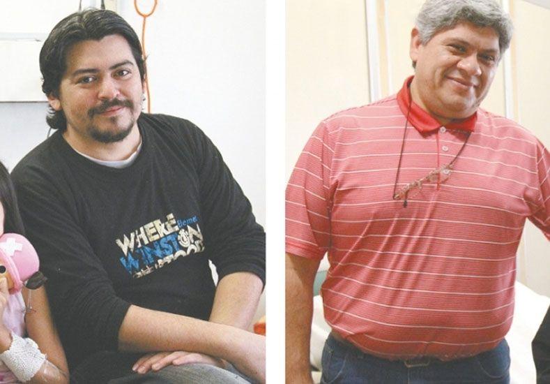 Histórico: salvaron a dos chicos con un solo donante