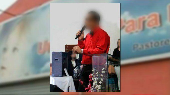 Detuvieron a un pastor acusado de abusar de una menor que asistía a su templo