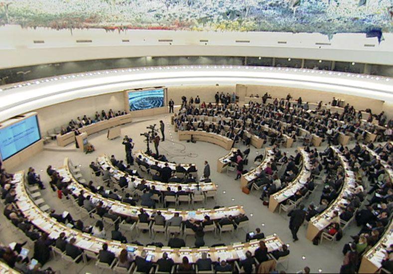 El comité asesor del Consejo de Derechos Humanos de la ONU denunció el accionar de fondos buitre.  Foto: mrecic.gov.ar