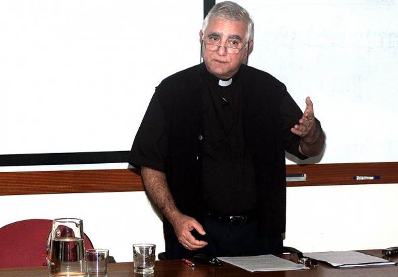 Crítico. El obispo de Gualeguaychú reclamó políticas de Estado para aliviar la situación de la comunidad.