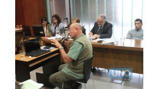 Pruebas. Los datos aportados por el forense serán valorados por las partes para acusar y defender. Foto UNO/Juan Ignacio Pereira