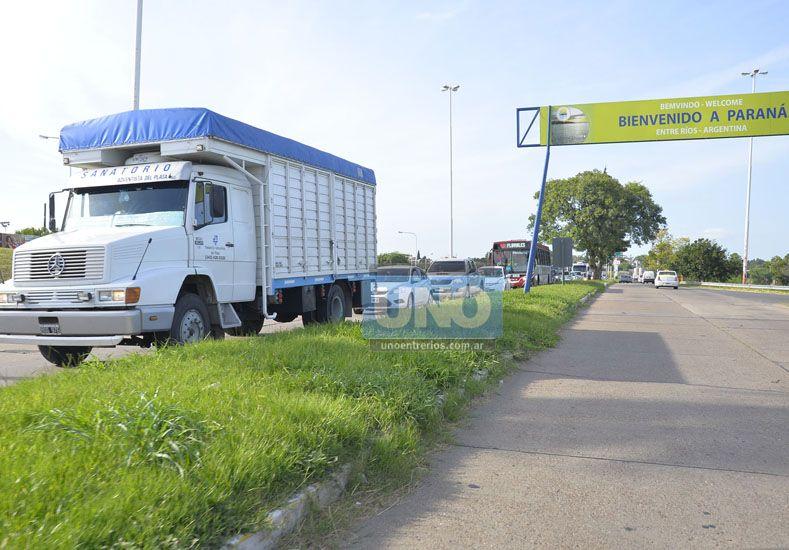 Comienza la restricción de camiones en las rutas nacionales