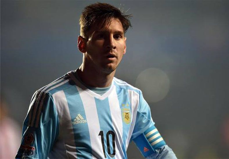 Messi impulsa la ayuda a los damnificados por las lluvias