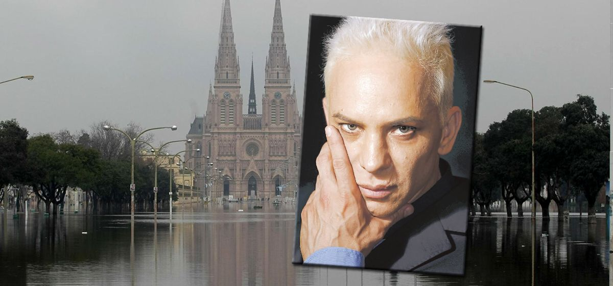 El lindo gesto solidario de Flavio Mendoza para las víctimas de la inundación