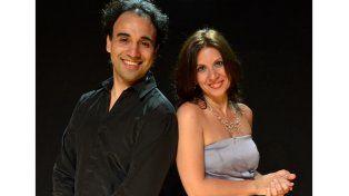 Trayectoria. El dúo recorre escenarios desde el año 2008.