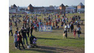 Destino. Reclaman por el actual lugar de intenso uso público. (Foto UNO/Mateo Oviedo)