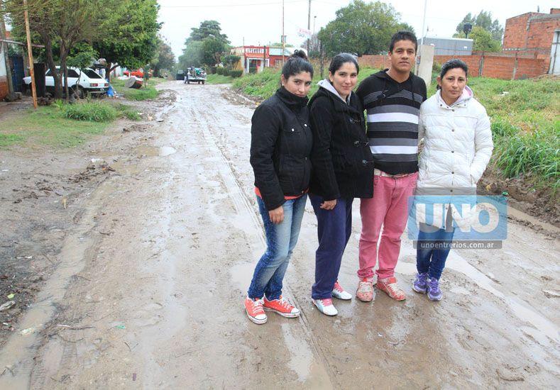 Calle X. Miriam