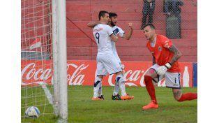 Vélez se clasificó a los octavos de final