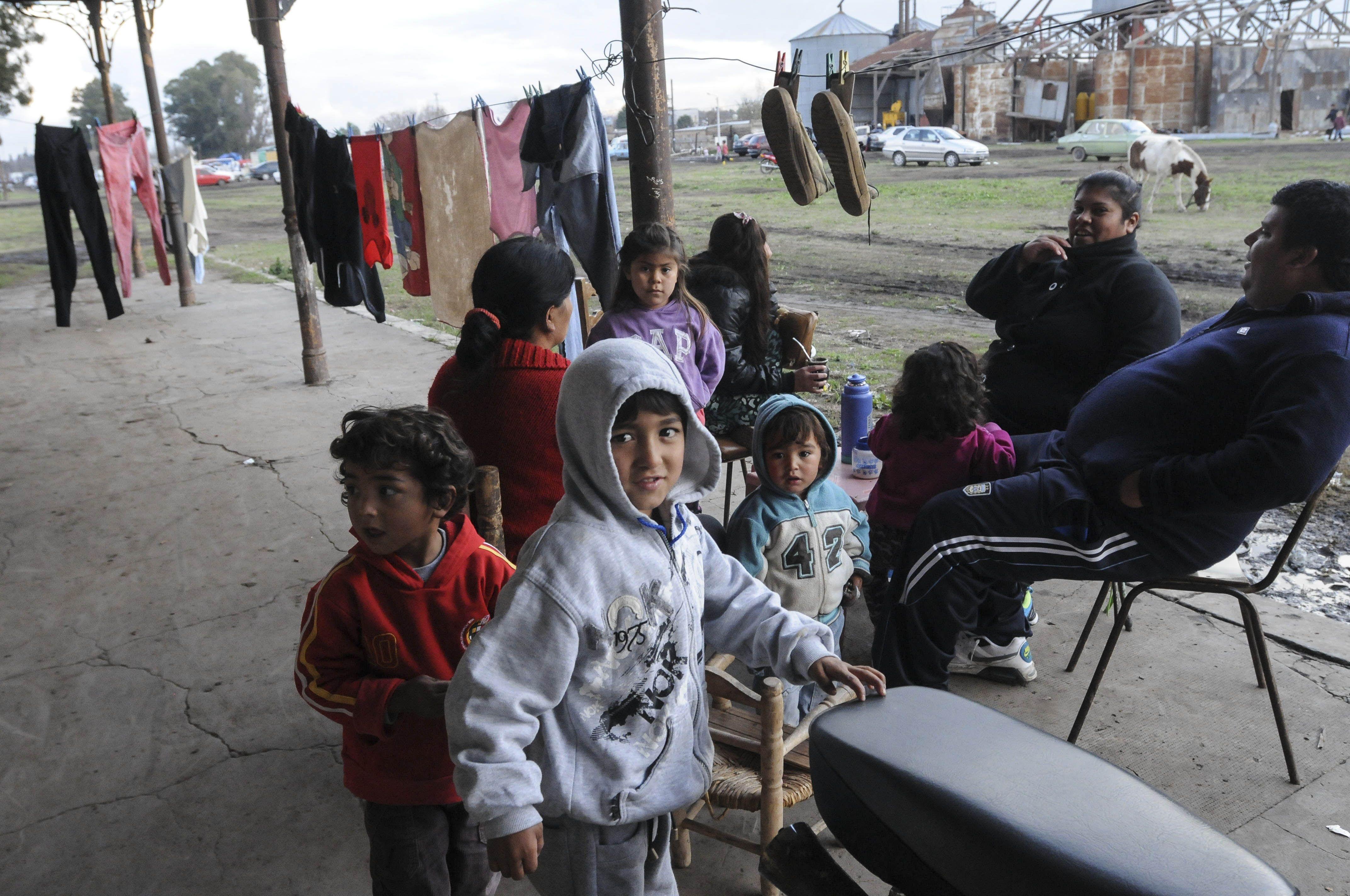 Más de 10.000 evacuados por las inundaciones en la provincia de Buenos Aires