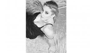 Las fotos hot de la hermana de Luisana Lopilato