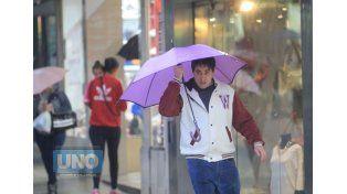 Sigue vigente el alerta meteorológicopara Entre Ríos y se anuncian más lluvias