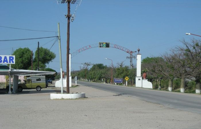 La Localidad distante a 150 kilómetros al norte de la capital cordobesa.