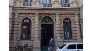 Tribunales de Concordia. Foto: Diario Río Uruguay