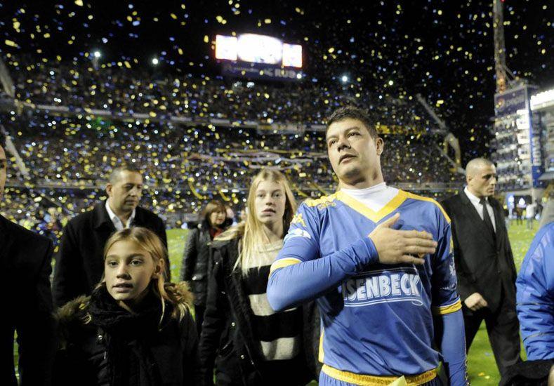 Seba estará acompañado en Paraná por grandes ídolos de Boca.