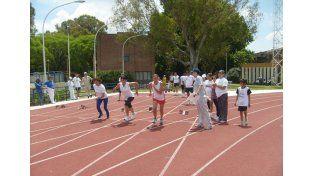 Trasplantados de Entre Ríos se entrenan para el Mundial 2015