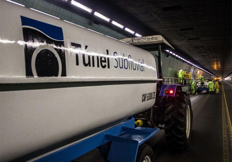 Foto: Ente Túnel