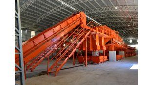 Inauguran puntos de reciclado de residuos inorgánicos en Paraná