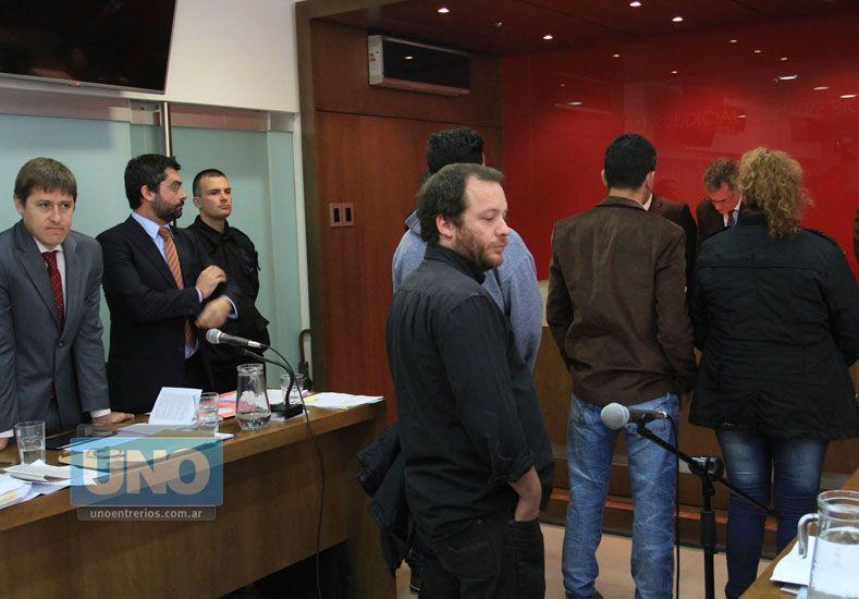 Polémico. Acusó a Vázquez.   Foto UNO/Juan Ignacio Pereira