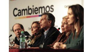 Macri quiere ganar en primera vuelta
