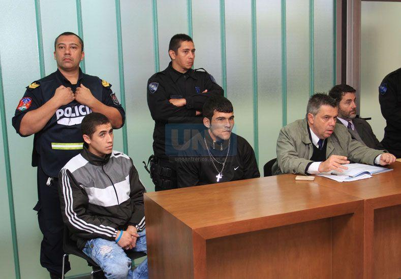 Condenaron a 18 y 14 años de prisión a los imputados del crimen de Emanuel Vázquez