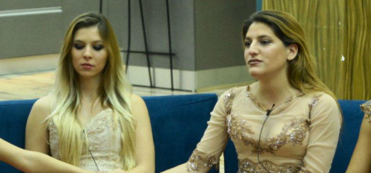 Marian y Romina se dijeron de todo y casi se van a las manos