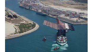 El barco transportaba 49 kilos de cocaína desde el embarcadero de Mar del Plata al puerto de Gioia Tauro en Calabria