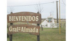 Almada ya tiene nueva presidenta.