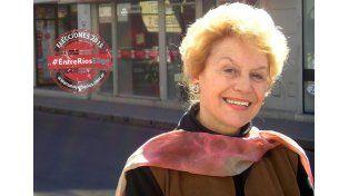 Magda Varisco. Foto UNO/Archivo