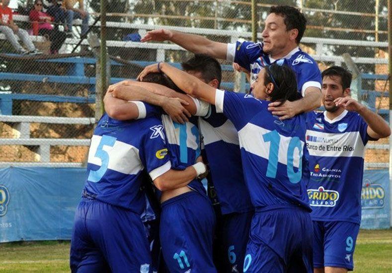 Gimnasia de Concepción comenzó la reválida con un gran triunfo en Sunchales.