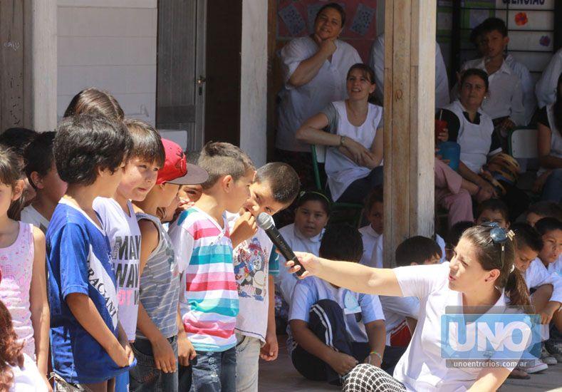 Capacitación. La educación necesita cambios urgentes y una idea plantea realizarlos jugando.    Foto UNO/Juan Ignacio Pereira