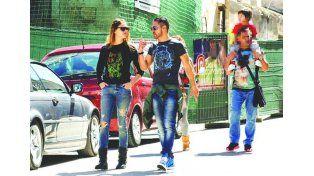 Diego Cholo Simeone y Carla Pereira estarían esperando un hijo