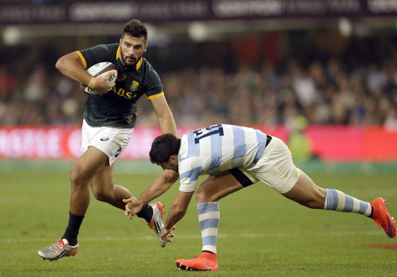Los Pumas hicieron historia al ganarle a Sudáfrica como visitante en el Rugby Championship