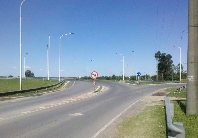 Paraná: Grave accidente en Ruta 12 y Jorge Newbery