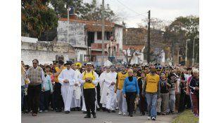 En la misa de San Cayetano, Puiggari pidió una participación pensada en las PASO