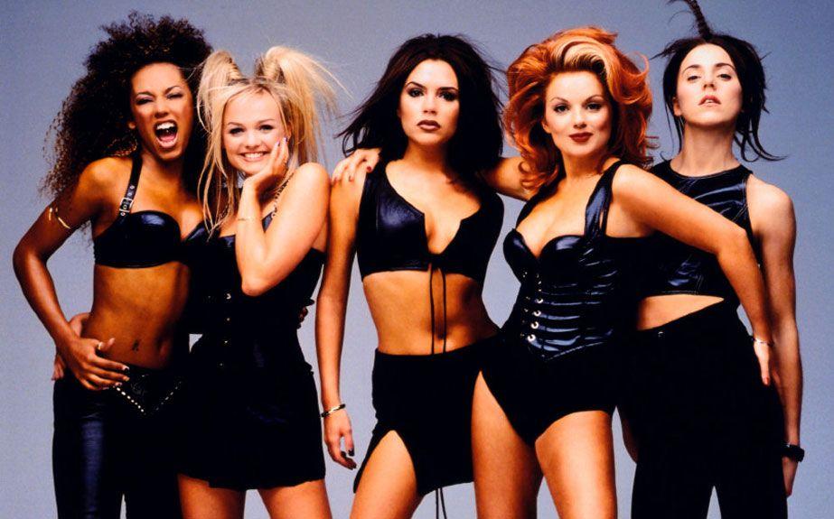 Las Spice Girls de ayer