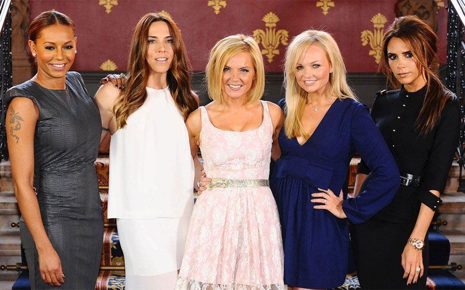 Las Spice Girls de hoy